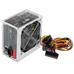 Блок питания LogicPower ATX 550W, fan 12см, 4xSATA, PCI Dх2 6PIN