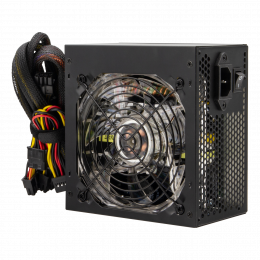 Блок питания LogicPower ATX-600W, APFC, 12см, LED Fan, 2*IDE;3*SATA;8Pin(4+4);8Pin(6+2);24Pin, OEM
